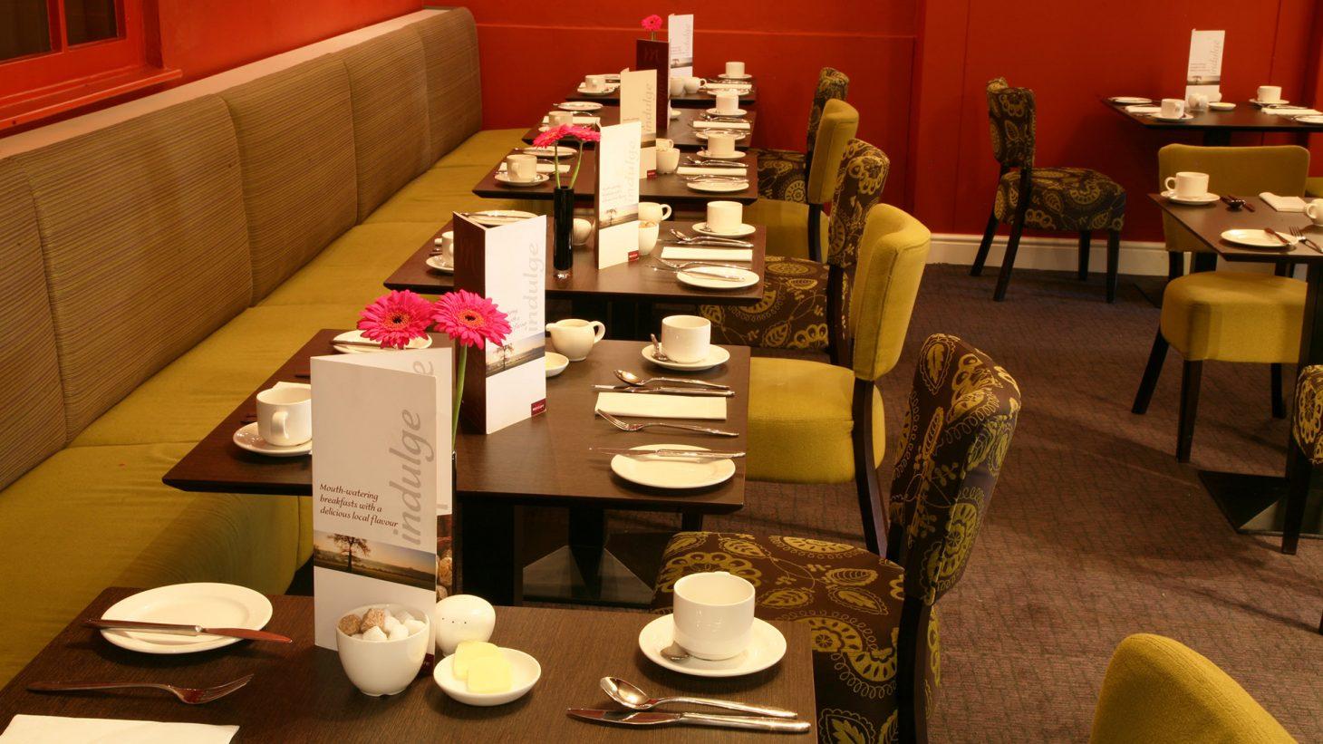 Mercure Southampton Centre Dolphin Hotel Southampton Award winning Breakfast 1