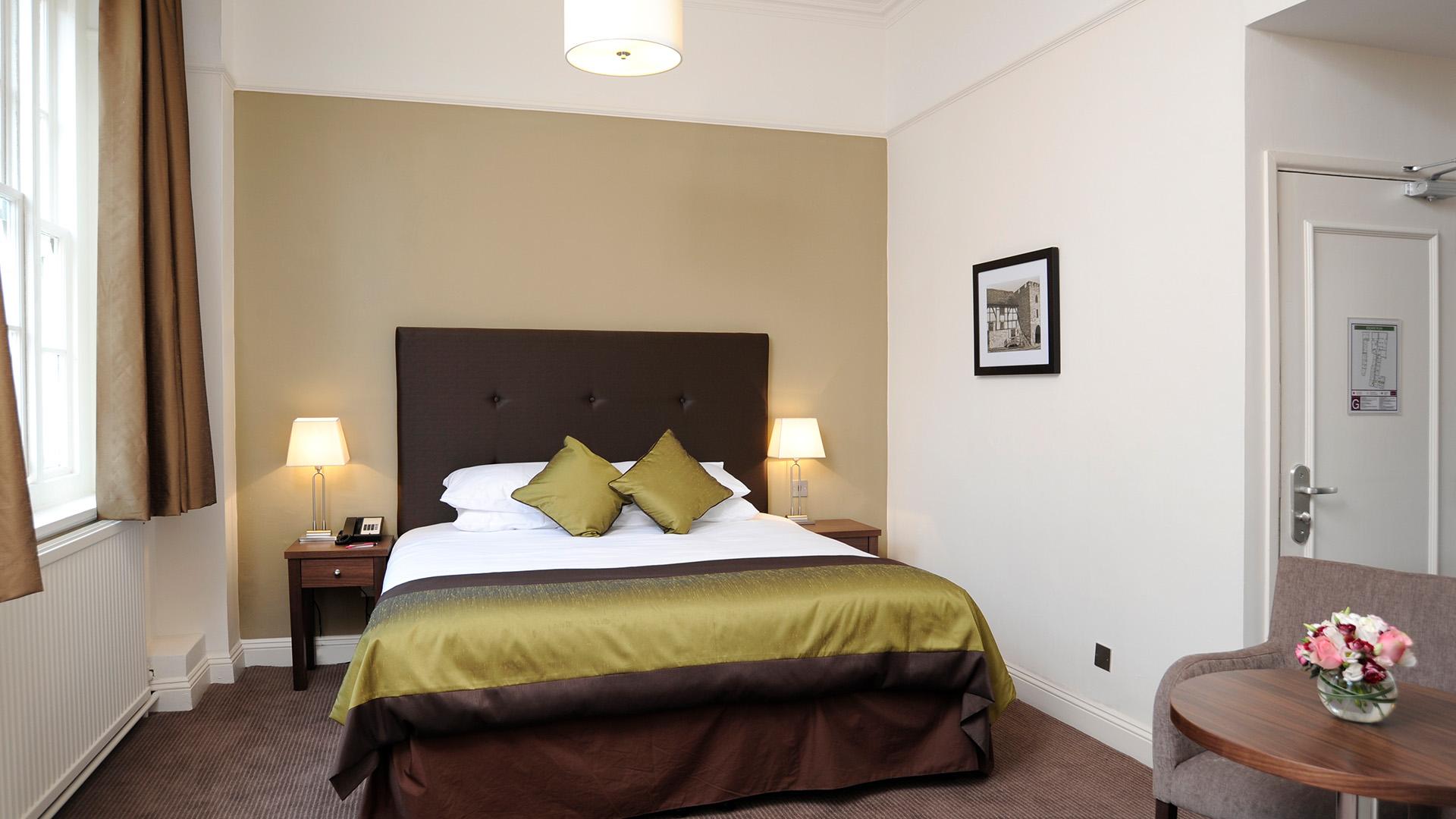 Mercure Southampton Centre Dolphin Hotel Southampton Double room 1