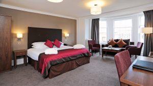 Mercure Southampton Centre Dolphin Hotel Southampton Suite 1