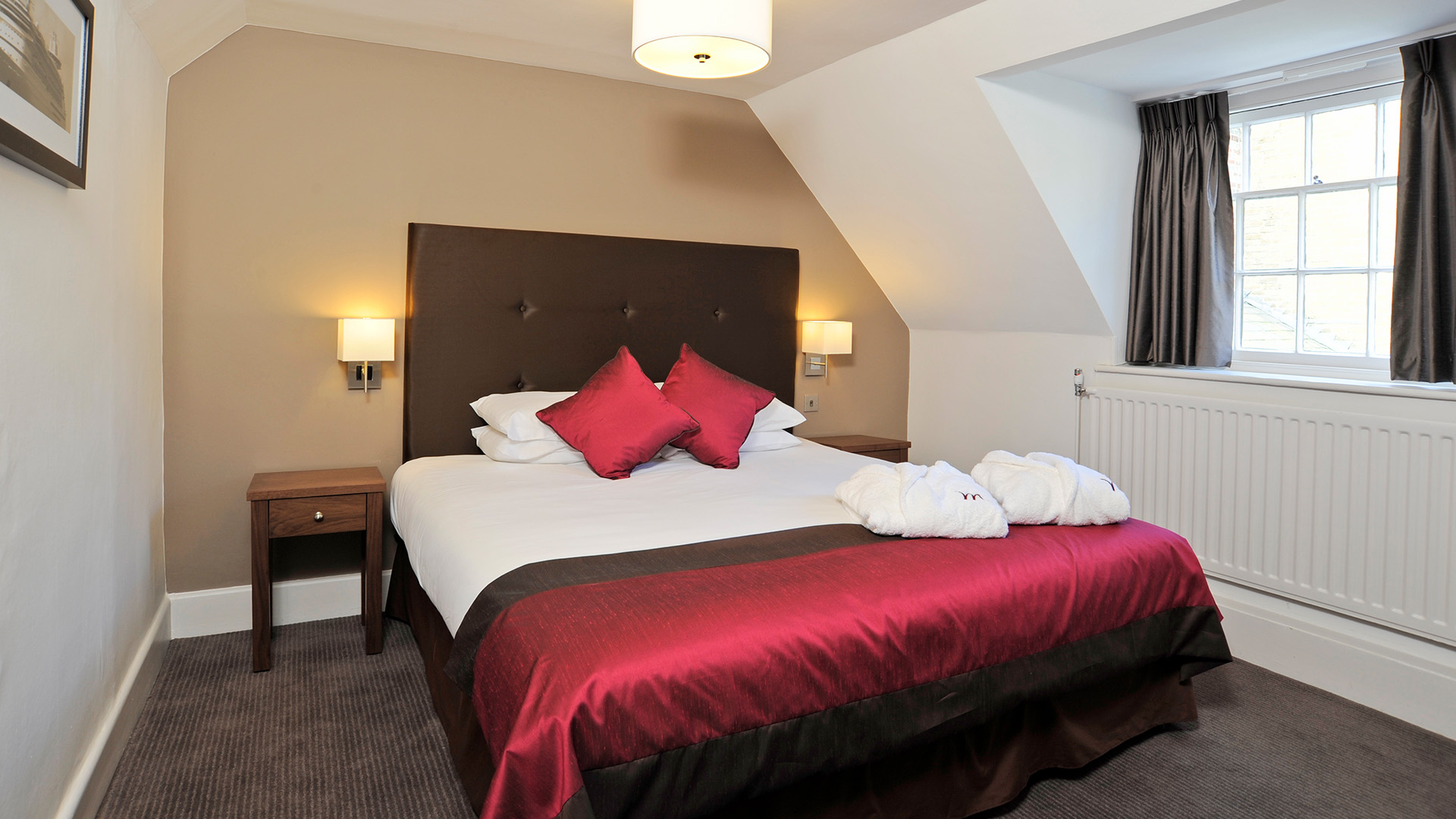 Mercure Southampton Centre Dolphin Hotel Southampton Suite 2