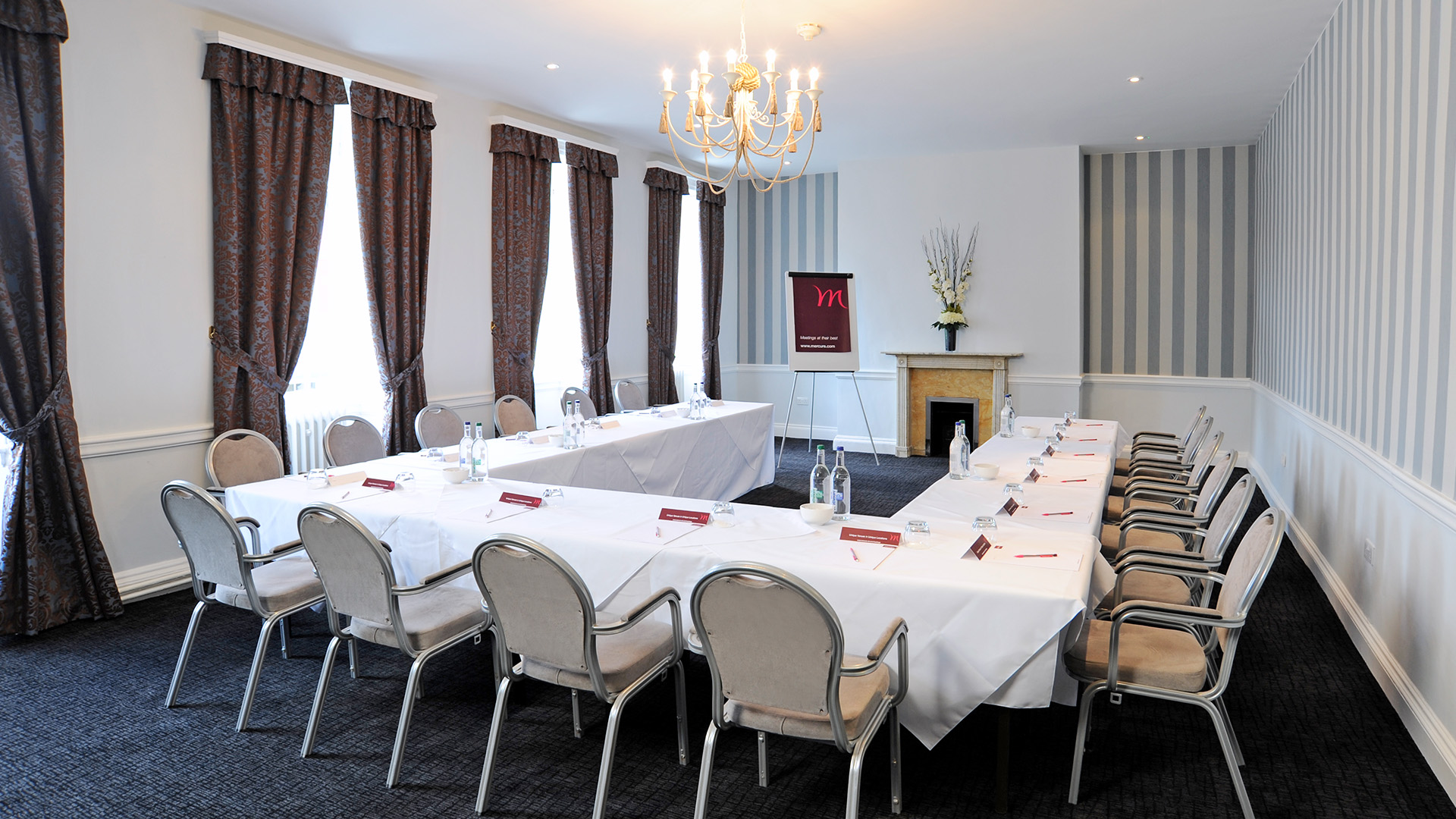 Mercure Southampton Centre Dolphin Hotel Southampton meeting venues 7