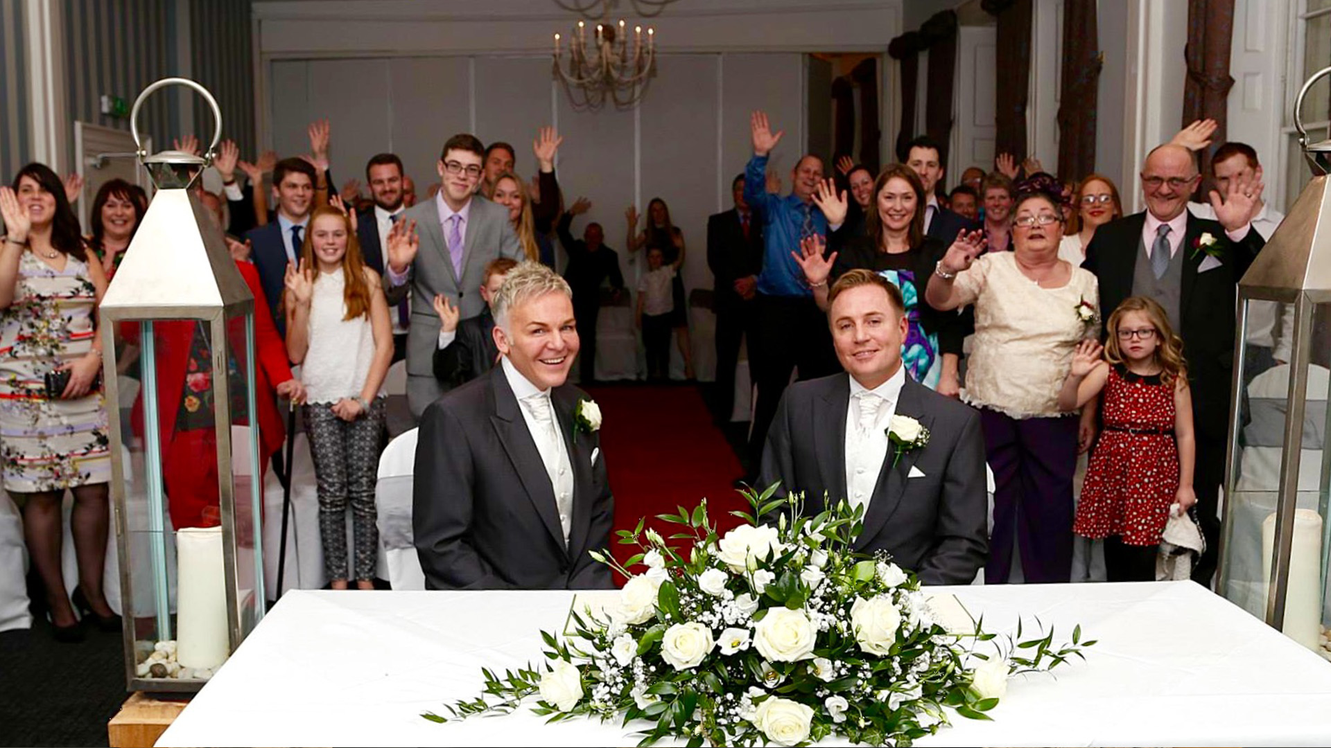 Wedding Venues in Hampshire Mercure Southampton Centre Dolphin Hotel Civil Partnership venues in Hampshire 3