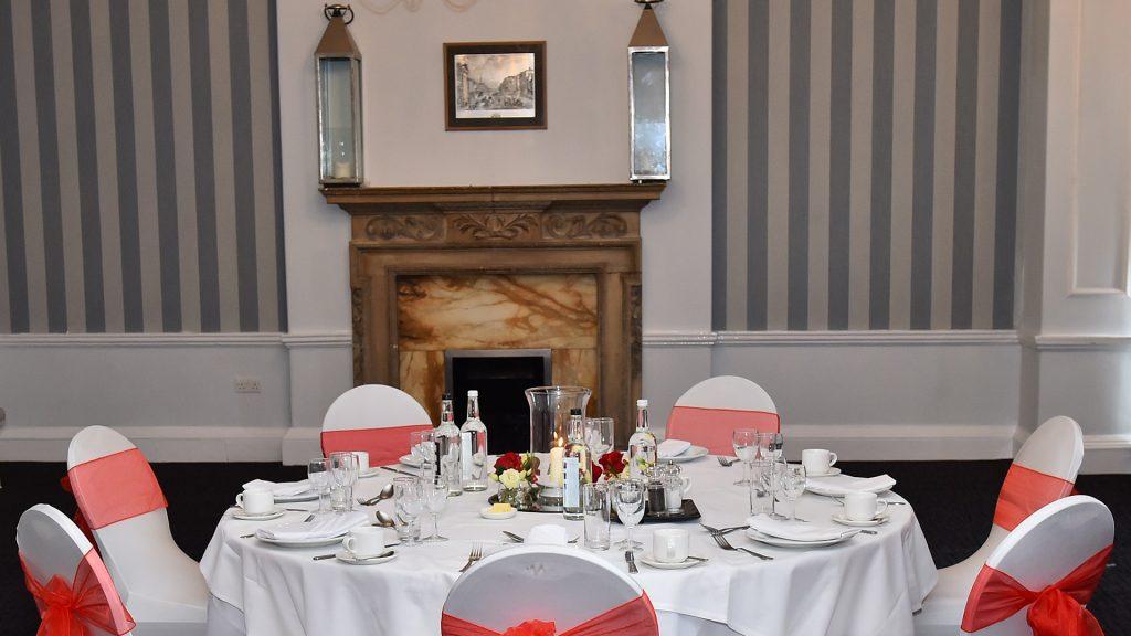 Wedding Venues in Hampshire Mercure Southampton Centre Dolphin Hotel Grand Affair 12