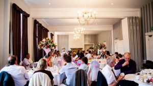 Wedding Venues in Hampshire Mercure Southampton Centre Dolphin Hotel Grand Affair 16
