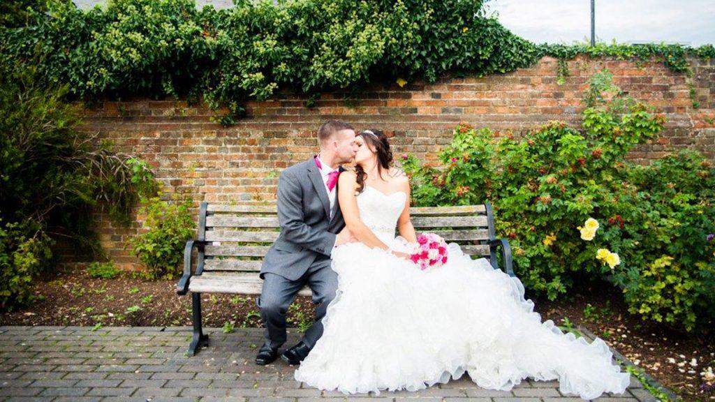 Wedding Venues in Hampshire Mercure Southampton Centre Dolphin Hotel Grand Affair 3