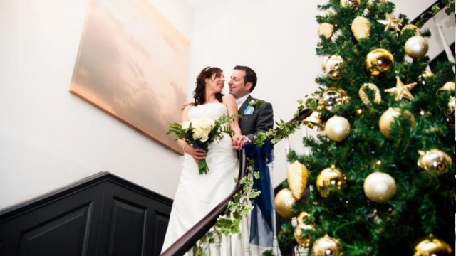 Wedding Venues in Hampshire Mercure Southampton Centre Dolphin Hotel winter wedding venues 2