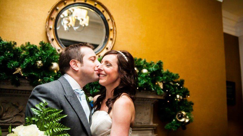 Wedding Venues in Hampshire Mercure Southampton Centre Dolphin Hotel winter wedding venues 4