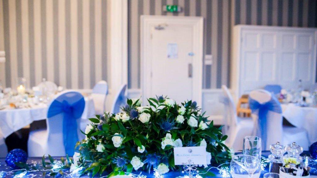 Wedding Venues in Hampshire Mercure Southampton Centre Dolphin Hotel winter wedding venues 5