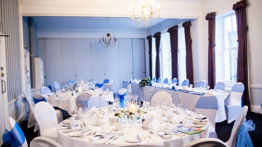 Wedding Venues in Hampshire Mercure Southampton Centre Dolphin Hotel winter wedding venues 6
