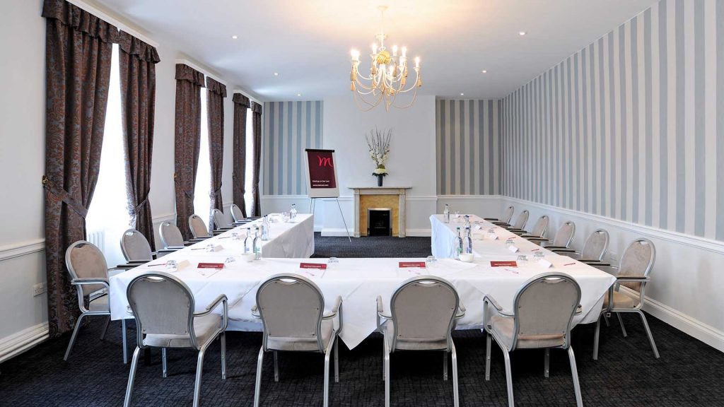 Meeting Rooms The Mercure Southampton Centre Dolphin Hotel
