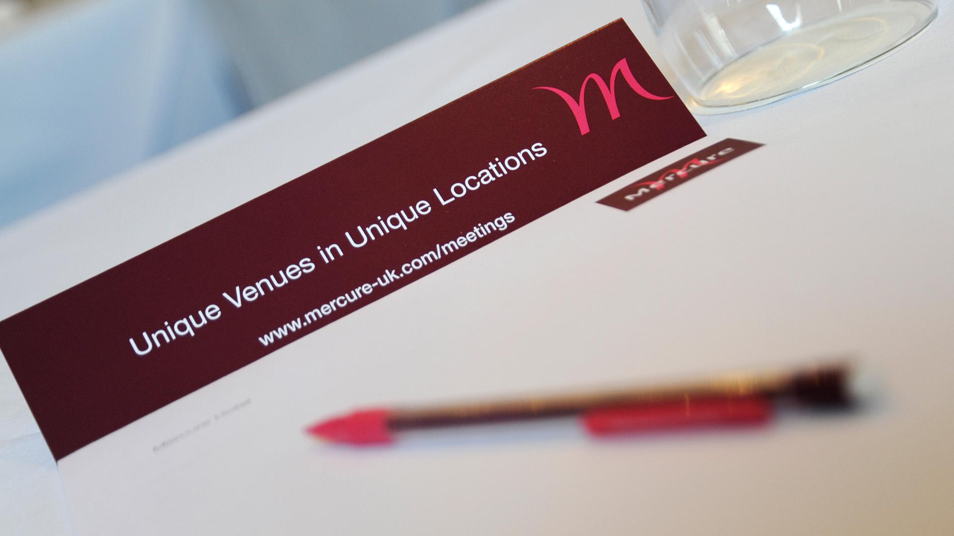Mercure Southampton Centre Dolphin Hotel Southampton meeting venues 9