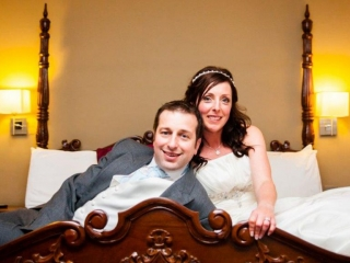 Wedding Venues in Hampshire Mercure Southampton Centre Dolphin Hotel Honeymoon Suite 3