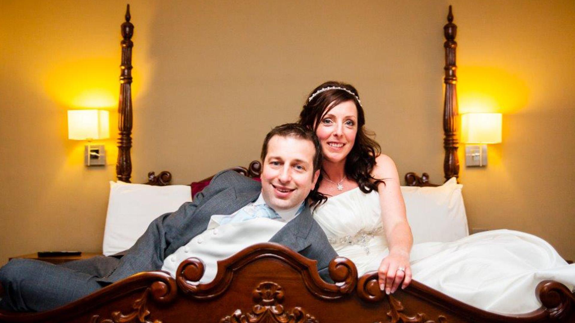 Wedding Venues in Hampshire Mercure Southampton Centre Dolphin Hotel Honeymoon Suite 3