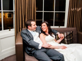 Wedding Venues in Hampshire Mercure Southampton Centre Dolphin Hotel Honeymoon Suite 4