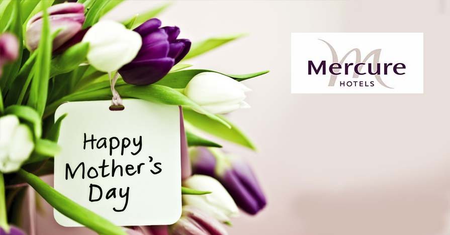 Mercure Southampton Centre Dolphin Hotel Mothers day