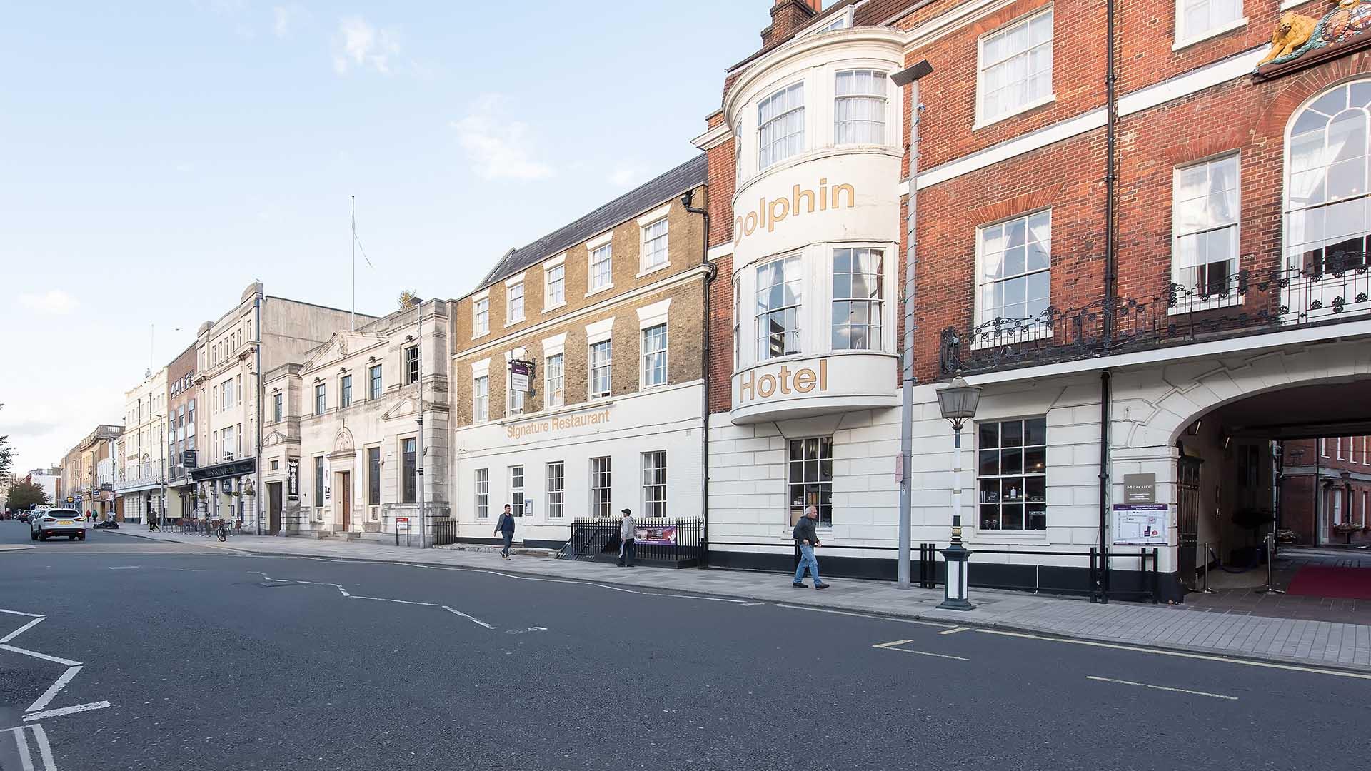 hotel in Southampton MERCURE SOUTHAMPTON CENTRE DOLPHIN HOTEL 1