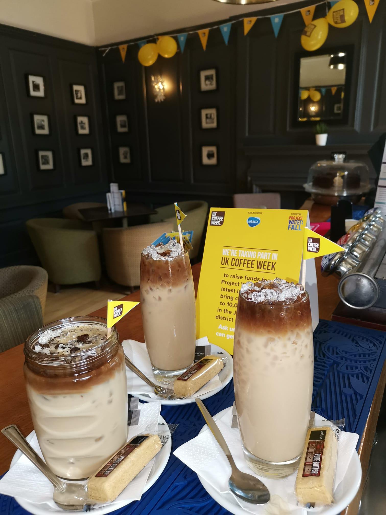 National Coffee Week The Mercure Southampton Centre