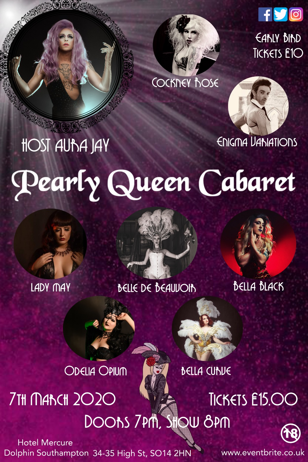 Pearly Queen Cabaret