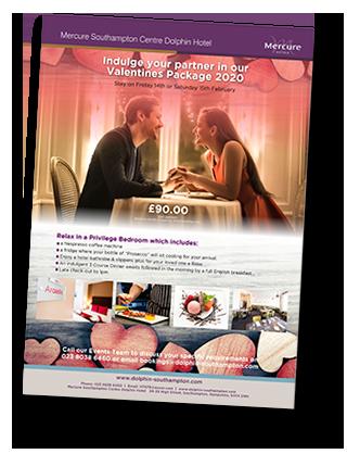 Dolphin Hotel Valentines 2020
