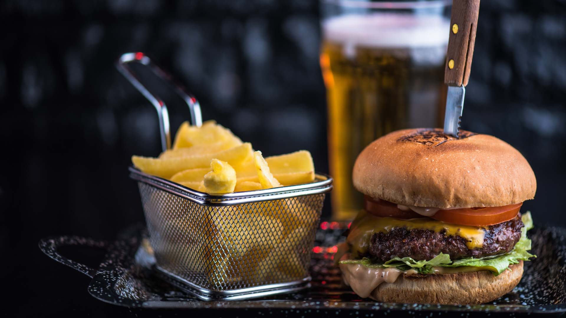 Monday Burger offer from the Dolphin Hotel Southampton.jpg