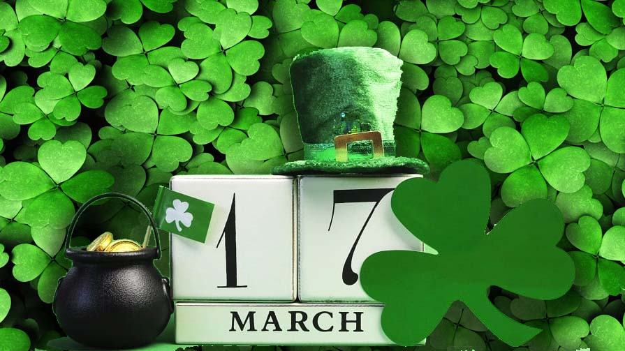 st patricks day offer from the Dolphin Hotel Southampton