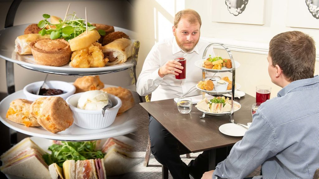 Where to go for Afternoon Tea in Southampton Mercure Southampton Centre Dolphin Hotel Southampton 3