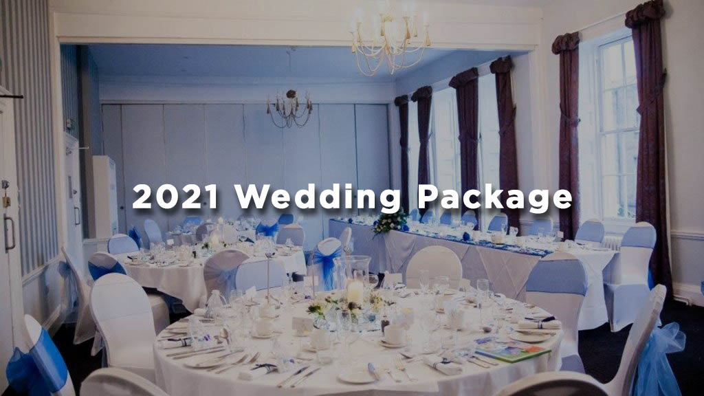 2021 Wedding Package at The Mercure Dolphin Southampton