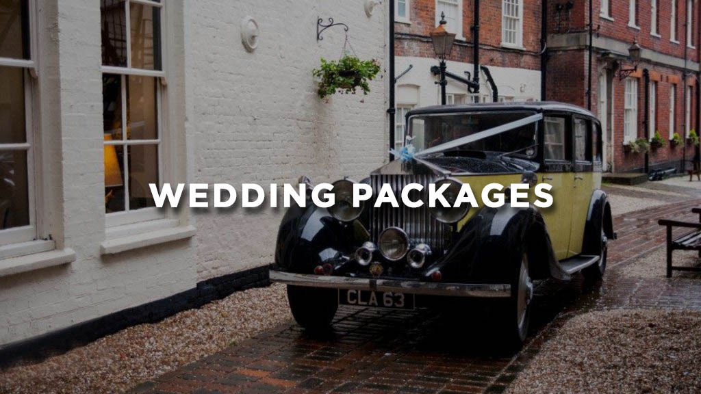 WEDDING PACKAGES The best wedding Venues in Southampton Nelson's Bar at Mercure Southampton Centre Dolphin Hotel 1
